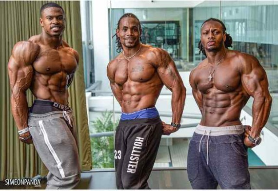 ulisses jr and simeon panda steroids